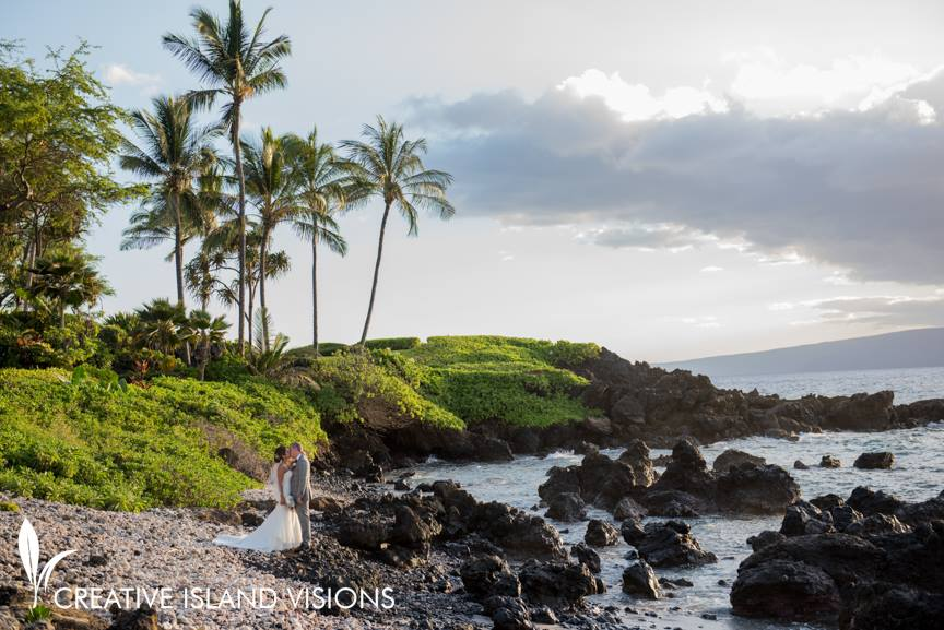 Maui Destination Wedding at the Kukahiko Estate Maui