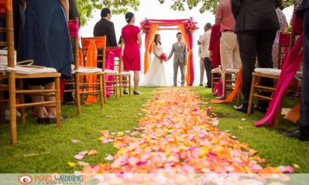 Bright and Beautiful Kukahiko Estate Maui Wedding