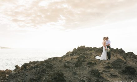 Kukahiko Estate Maui Wedding of Laura + Roger