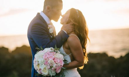 Intimate Kukahiko Estate Maui Wedding of Vanessa + Sean