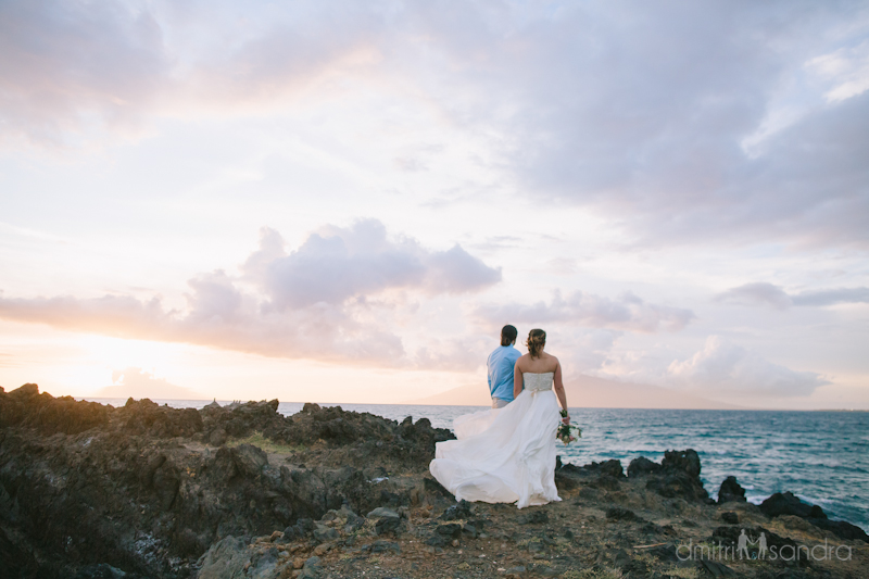 Kukahiko Estate Maui Wedding of Jessica + LJ
