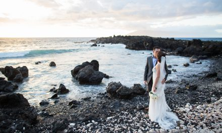 Kukahiko Estate Maui Wedding of Ashley + Joshua