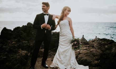 Kukahiko Estate Maui Wedding of Brittany + Todd