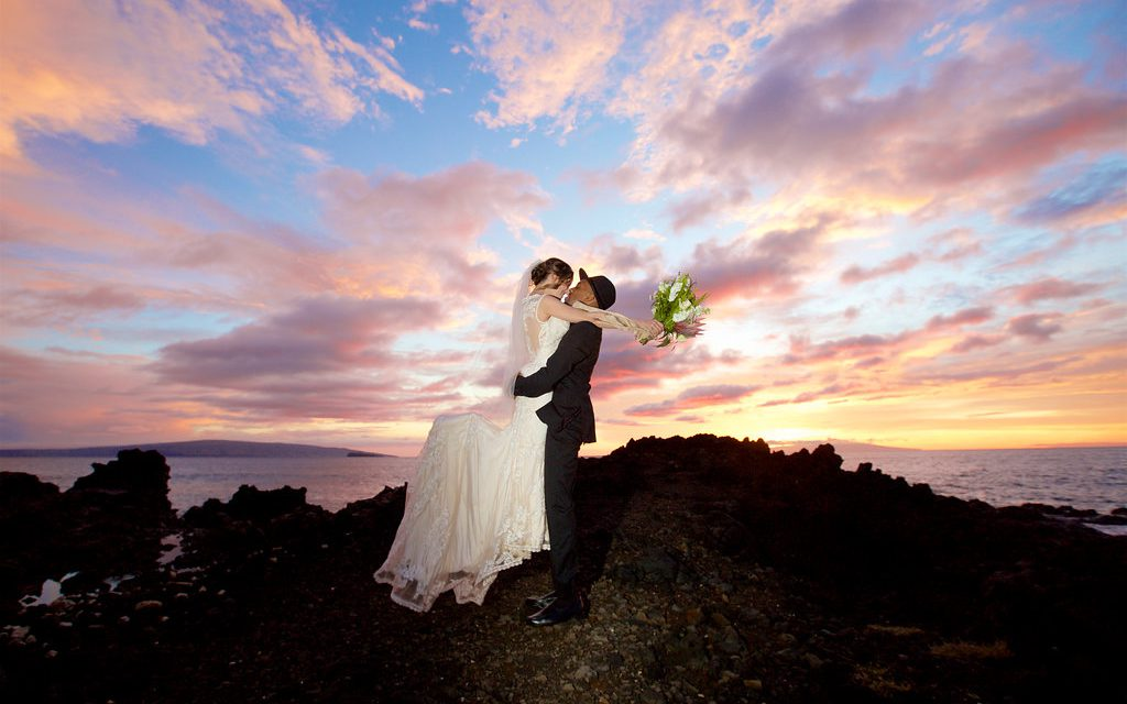 Kukahiko Estate Maui Wedding of Lauren + Chima