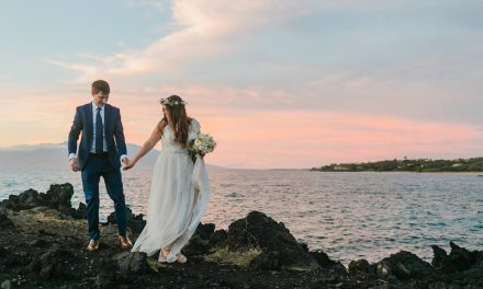 Kukahiko Estate Maui Wedding of Jennifer + Justin