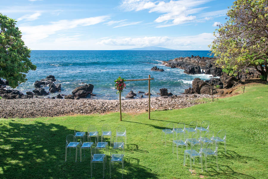 Colorful Maui Wedding at the Kukahiko Estate