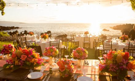 Tropical Maui Wedding at the Kukahiko Estate
