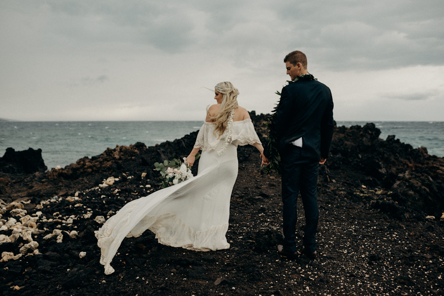 Private Estate Maui Wedding Planner